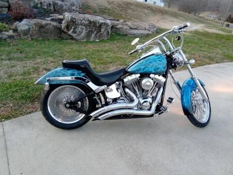 2006 Harley-Davidson FXSTI for sale at HIGHWAY 12 MOTORSPORTS in Nashville TN