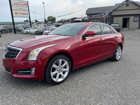 2013 Cadillac ATS for sale at Mr. Car Auto Sales in Pasco WA