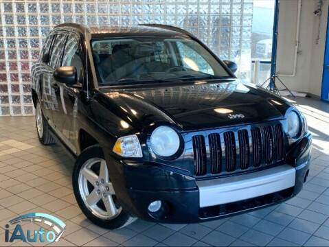 2007 Jeep Compass for sale at iAuto in Cincinnati OH