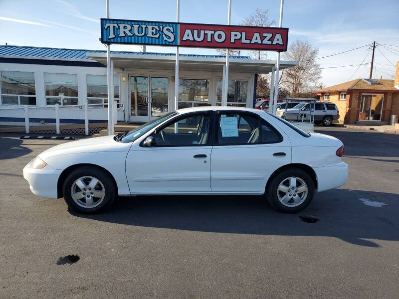 2004 Chevrolet Cavalier for sale at True's Auto Plaza in Union Gap WA