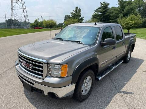 2012 GMC Sierra 1500 for sale at CarZip in Indianapolis IN