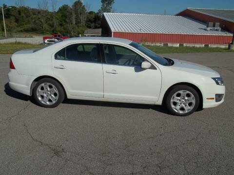 2011 Ford Fusion for sale at Rt. 44 Auto Sales in Chardon OH