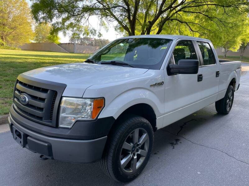 2011 Ford F-150 for sale at Legacy Motor Sales in Norcross GA