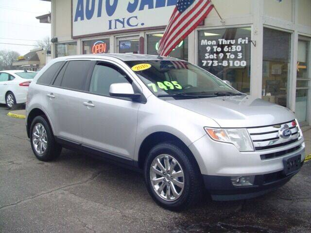 2010 Ford Edge for sale at G & L Auto Sales Inc in Roseville MI