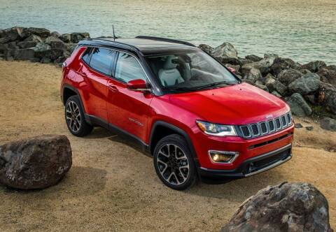 2021 Jeep Compass for sale at Diamante Leasing in Brooklyn NY