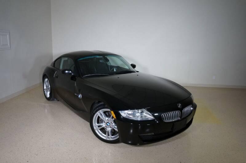 2008 BMW Z4 for sale at TopGear Motorcars in Grand Prairie TX