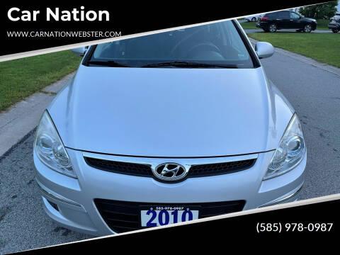 2010 Hyundai Elantra Touring for sale at Car Nation in Webster NY