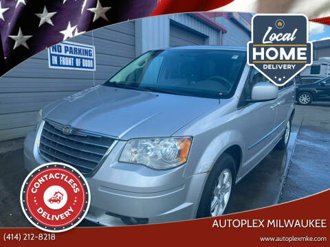 2010 Chrysler Town and Country for sale at Autoplex 2 in Milwaukee WI