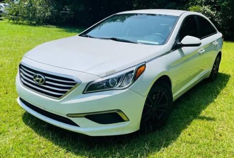 2017 Hyundai Sonata for sale at Klassic Cars in Lilburn GA