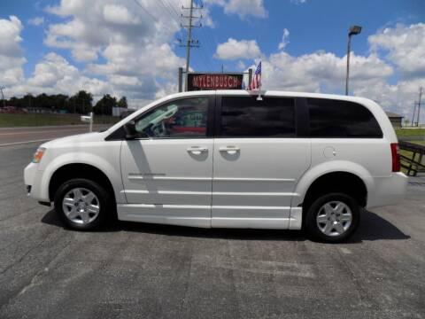 2009 Dodge Grand Caravan for sale at MYLENBUSCH AUTO SOURCE in O` Fallon MO