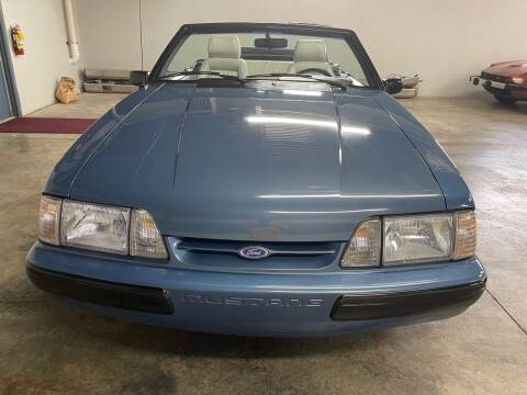 1989 Ford Mustang for sale at MICHAEL'S AUTO SALES in Mount Clemens MI