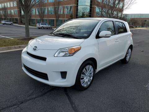 2013 Scion xD for sale at Dreams Auto Group LLC in Sterling VA