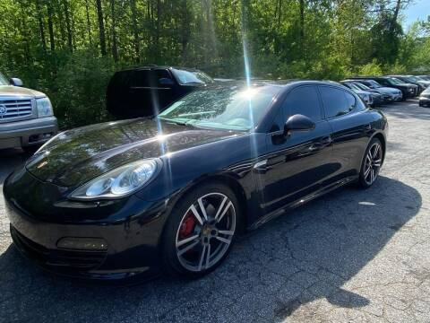 2013 Porsche Panamera for sale at Car Online in Roswell GA