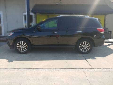 2014 Nissan Pathfinder for sale at Family Auto Sales of Johnson City in Johnson City TN