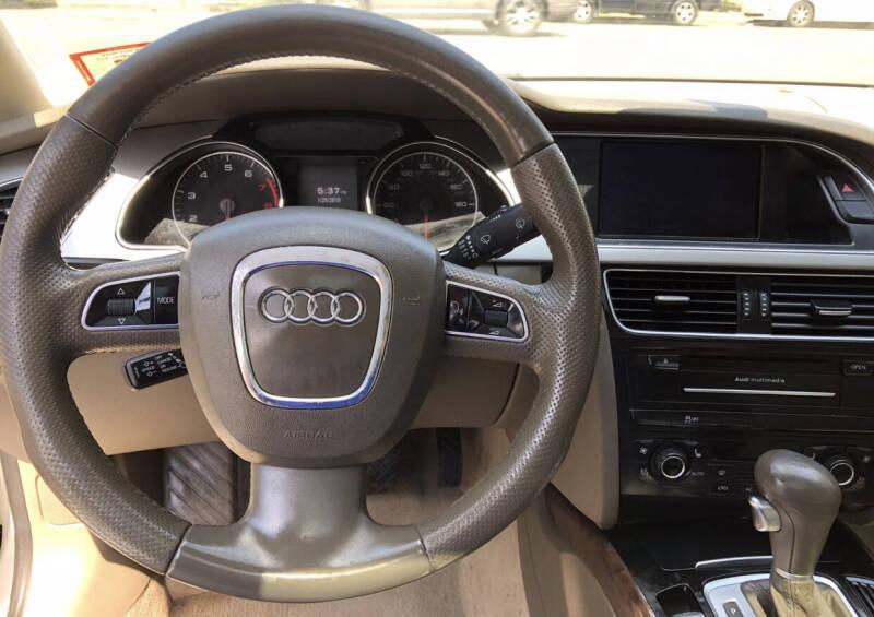 2011 Audi A5 AWD 2.0T quattro Premium 2dr Coupe 6M - Newark NJ
