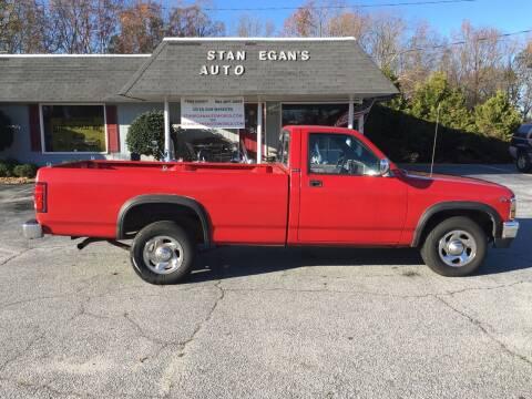 1994 Dodge Dakota for sale at STAN EGAN'S AUTO WORLD, INC. in Greer SC
