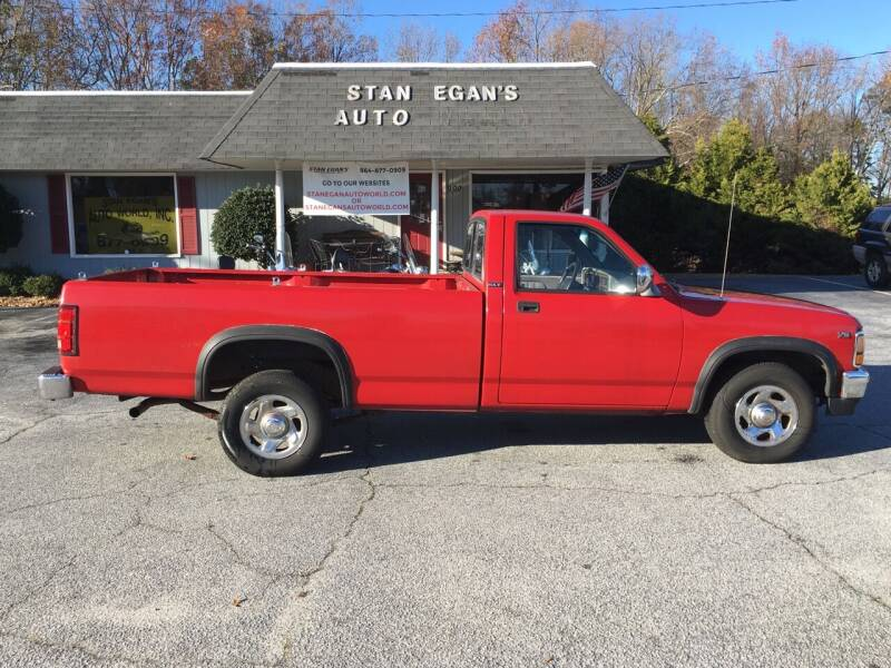 1994 Dodge Dakota for sale at STAN EGAN'S AUTO WORLD, INC. in Greer SC
