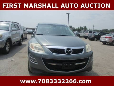 2010 Mazda CX-9 for sale at First Marshall Auto Auction in Harvey IL