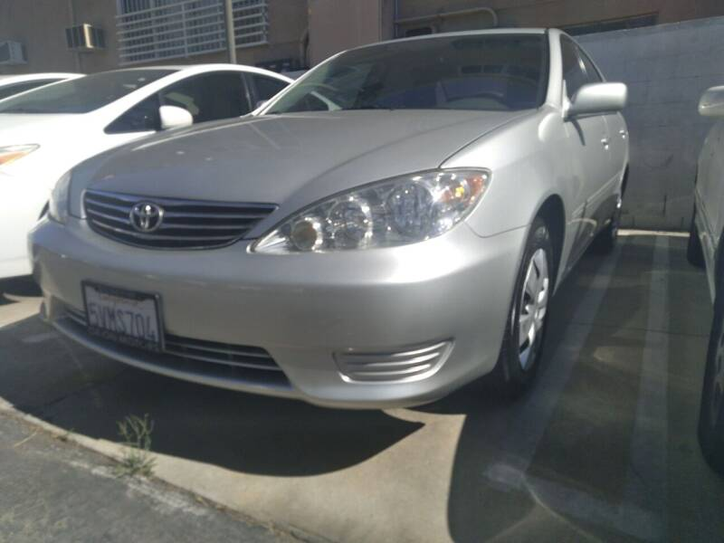 2006 Toyota Camry for sale at Western Motors Inc in Los Angeles CA