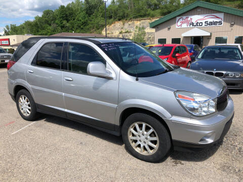 2006 Buick Rendezvous for sale at Gilly's Auto Sales in Rochester MN