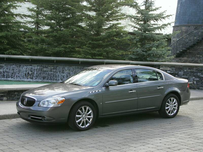 2007 Buick Lucerne for sale at Indy Wholesale Direct in Carmel IN