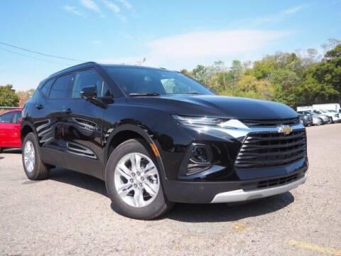 2021 Chevrolet Blazer for sale at Mirak Hyundai in Arlington MA