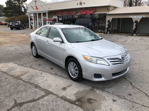 2011 Toyota Camry for sale at Townsend Auto Mart in Millington TN