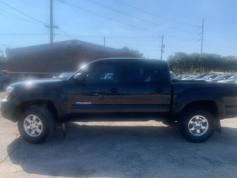 2006 Toyota Tacoma for sale at FAIR DEAL AUTO SALES INC in Houston TX