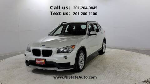 2015 BMW X1 for sale at NJ State Auto Used Cars in Jersey City NJ