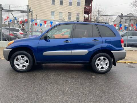 2003 Toyota RAV4 for sale at G1 Auto Sales in Paterson NJ