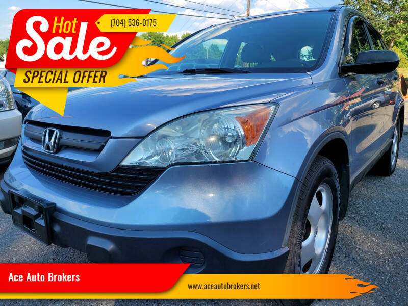 2009 Honda CR-V for sale at Ace Auto Brokers in Charlotte NC