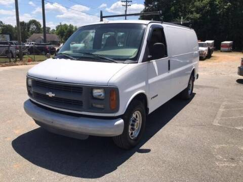 1997 Chevrolet Chevy Van for sale at Street Source Auto LLC in Hickory NC