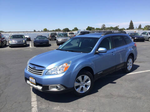 2012 Subaru Outback for sale at My Three Sons Auto Sales in Sacramento CA