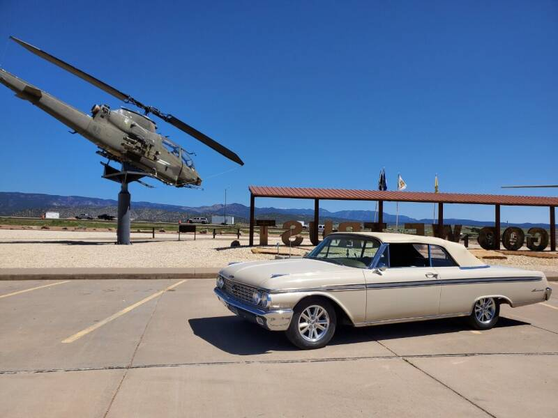 1962 Ford Galaxie for sale at Pikes Peak Motor Co in Penrose CO