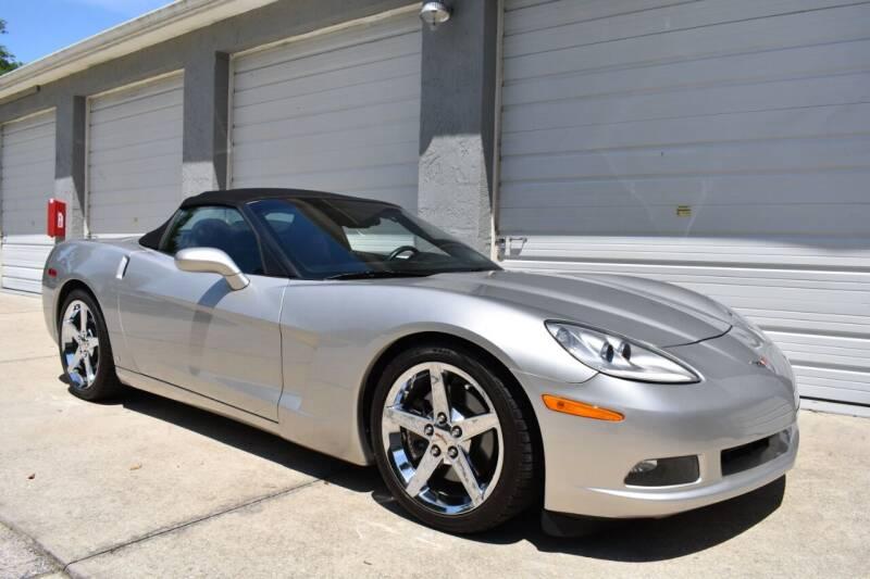 2008 Chevrolet Corvette for sale at Advantage Auto Group Inc. in Daytona Beach FL