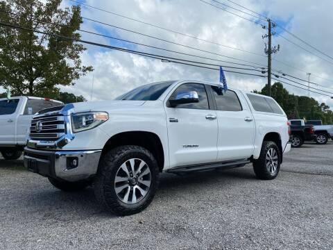 2019 Toyota Tundra for sale at 216 Auto Sales in Mc Calla AL