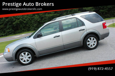 2006 Ford Freestyle for sale at Prestige Auto Brokers in Raleigh NC