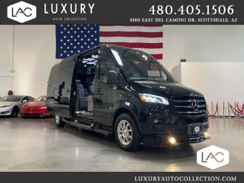 2019 Mercedes-Benz Sprinter Cargo for sale at Luxury Auto Collection in Scottsdale AZ