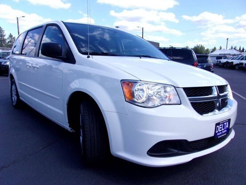 2011 Dodge Grand Caravan for sale at Delta Auto Sales in Milwaukie OR
