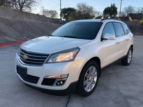 2013 Chevrolet Traverse for sale at Royal Auto LLC in Austin TX