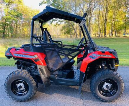 2018 Polaris ACE® 500 Indy Red for sale at Street Track n Trail in Conneaut Lake PA
