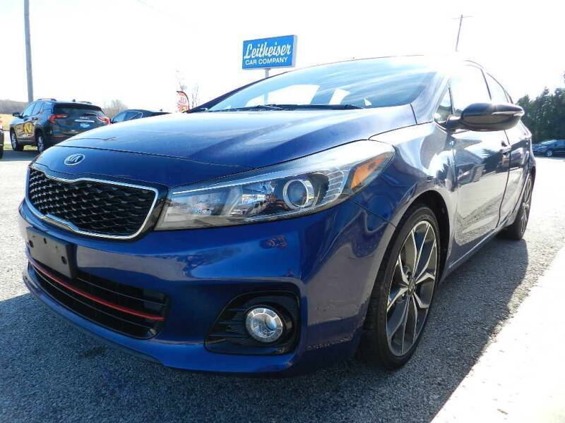 2017 Kia Forte5 for sale at Leitheiser Car Company in West Bend WI