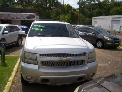 2011 Chevrolet Tahoe for sale at Louisiana Imports in Baton Rouge LA