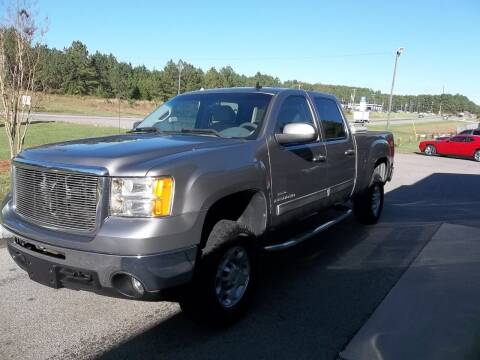 2008 GMC Sierra 2500HD for sale at Anderson Wholesale Auto in Warrenville SC