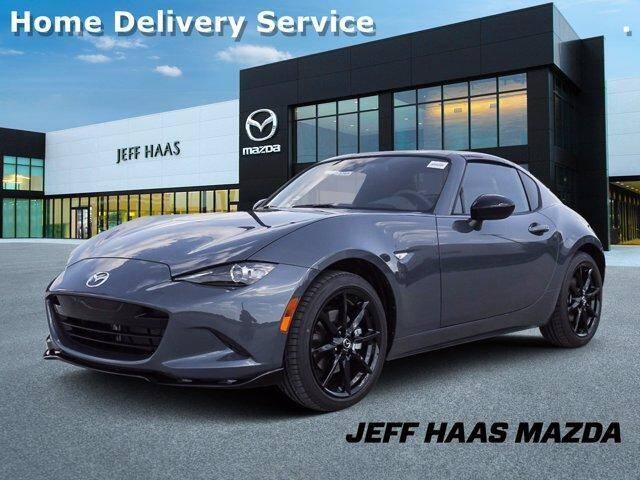2021 Mazda MX-5 Miata RF for sale in Houston, TX
