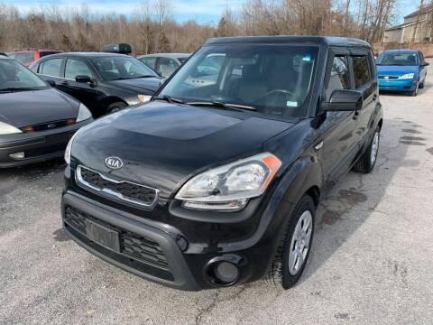 2012 Kia Soul for sale at Best Buy Auto Sales in Murphysboro IL