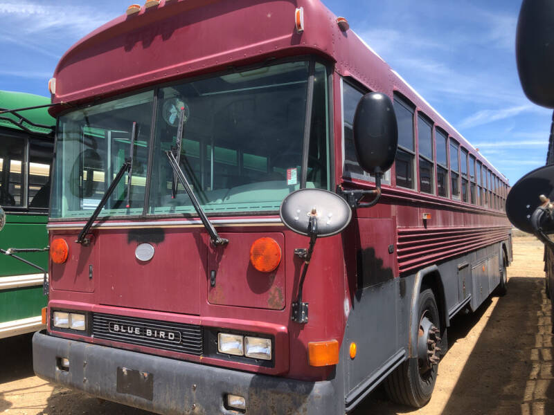 2007 Blue Bird All American / All Canadian for sale at Brand X Inc. in Mound House NV