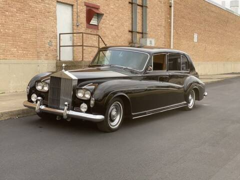 1963 Rolls-Royce Phantom for sale at Gullwing Motor Cars Inc in Astoria NY
