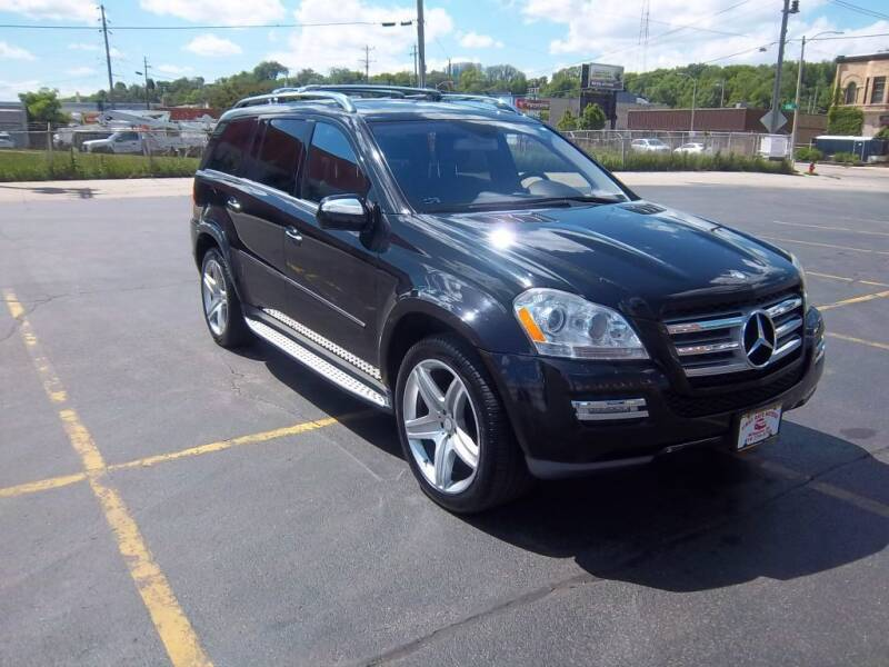 2010 Mercedes-Benz GL-Class for sale at First Rate Motors in Milwaukee WI