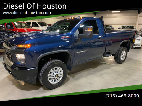 2020 Chevrolet Silverado 2500HD for sale at Diesel Of Houston in Houston TX